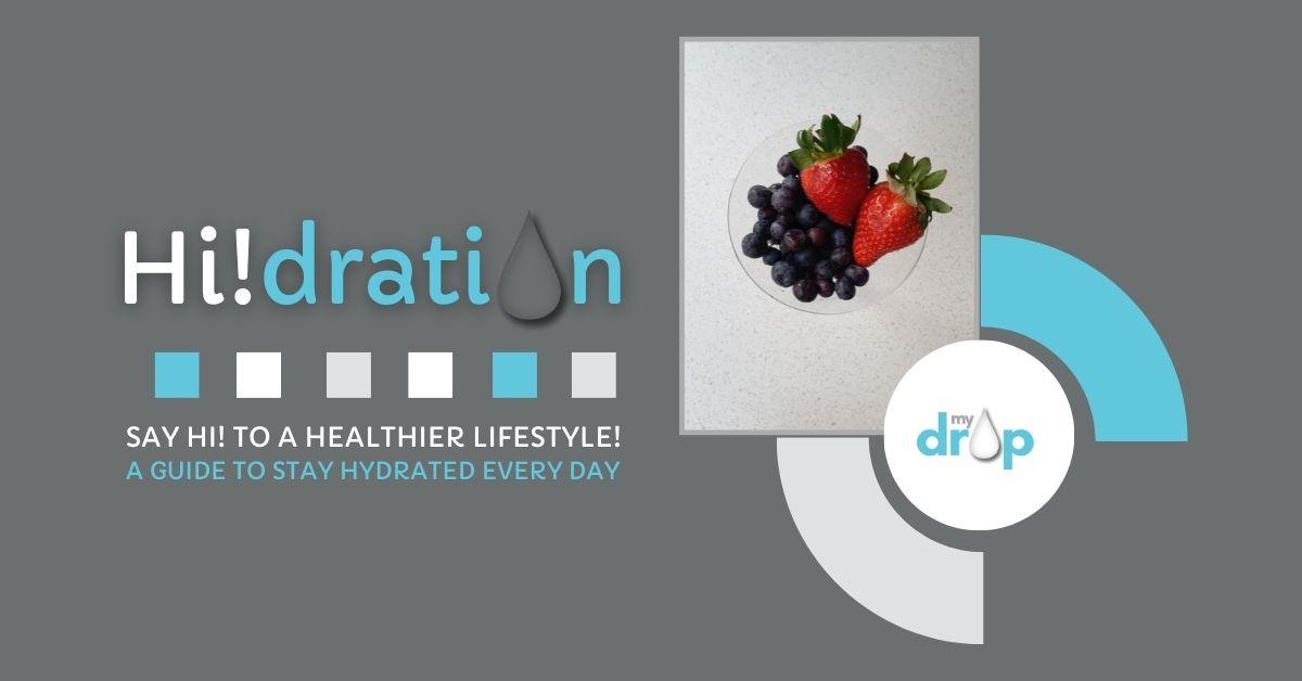 Ce înseamnă hidratarea ca stil de viață?